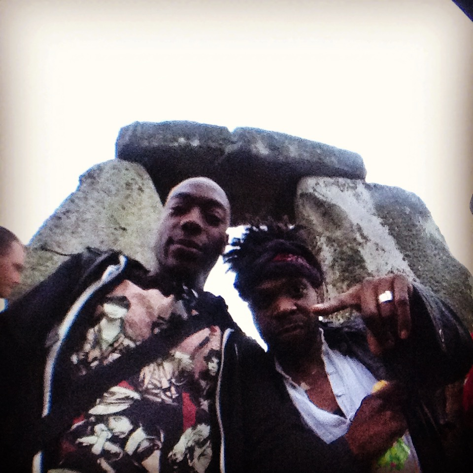 My return to Stonehenge for the summer solstice