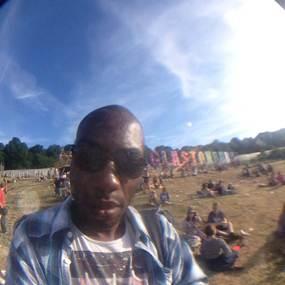 My first time going to and DJing at Glastonbury was absolutely amazing