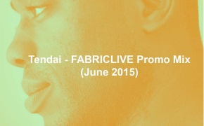 Dj Tendai Fabric Live Mix
